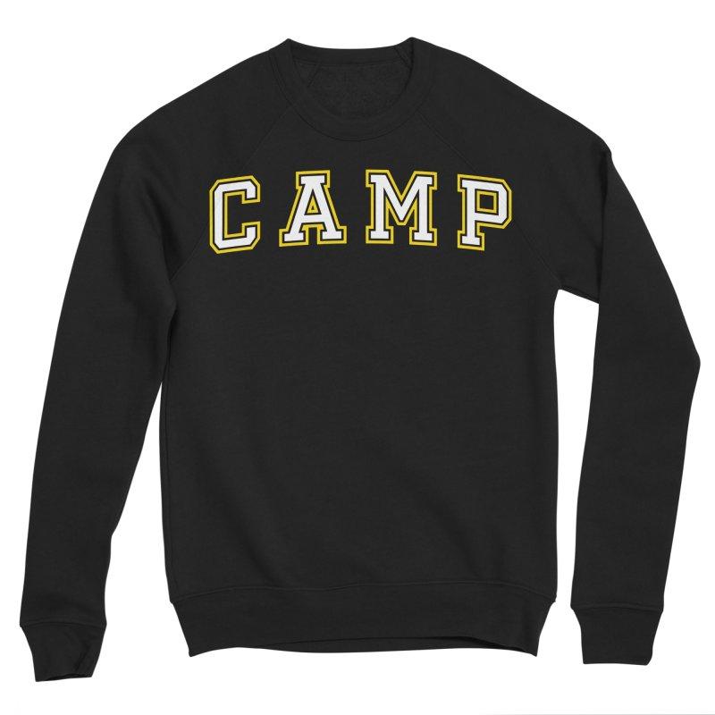 Camp Men's Sponge Fleece Sweatshirt by Camp St. Andrews
