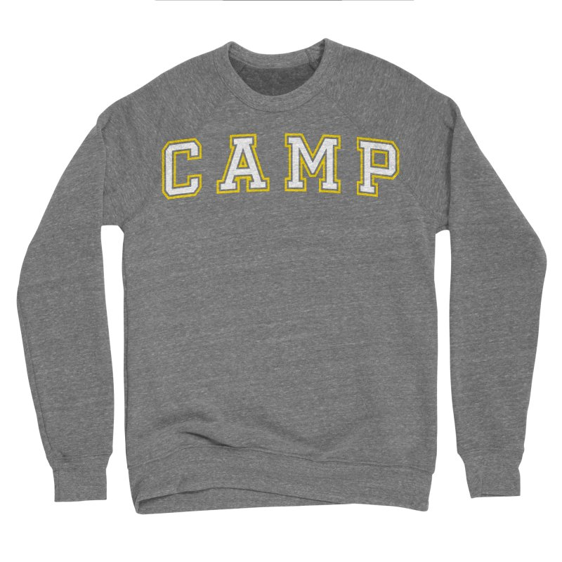 Camp Women's Sponge Fleece Sweatshirt by Camp St. Andrews