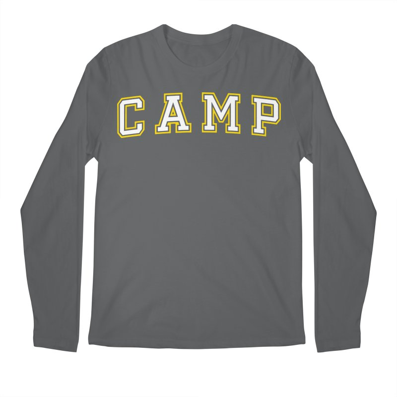 Camp Men's Longsleeve T-Shirt by Camp St. Andrews