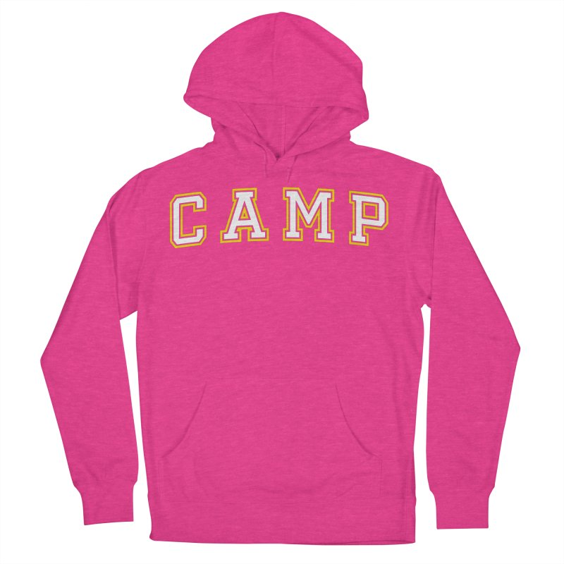 Camp Women's French Terry Pullover Hoody by Camp St. Andrews