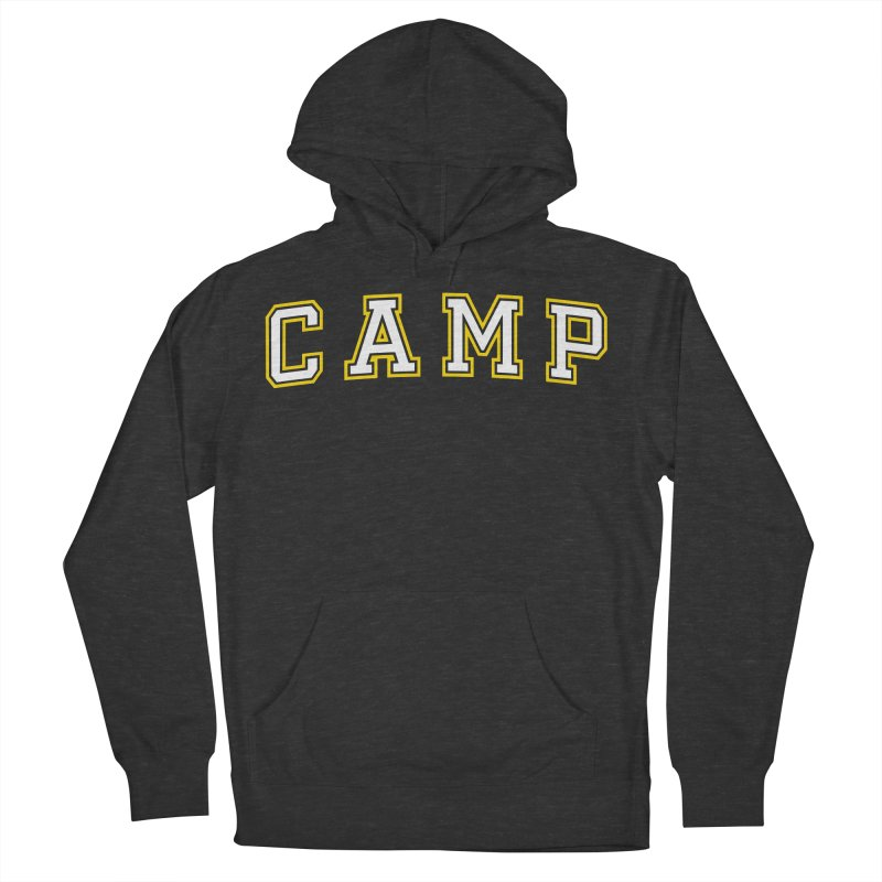 Camp Men's French Terry Pullover Hoody by Camp St. Andrews