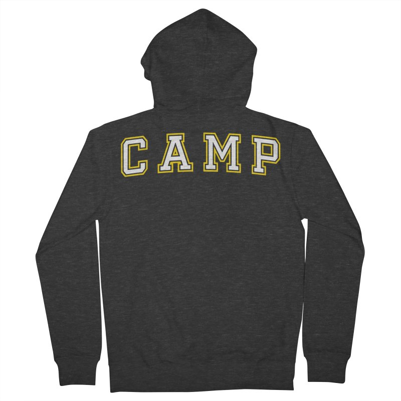 Camp Women's French Terry Zip-Up Hoody by Camp St. Andrews