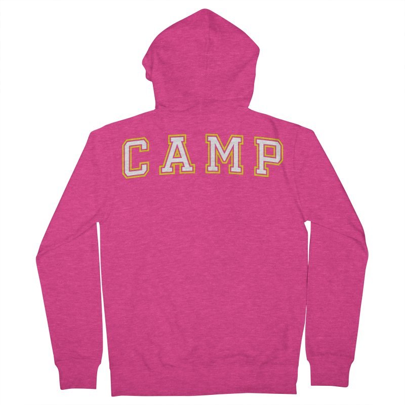 Camp Women's Zip-Up Hoody by Camp St. Andrews