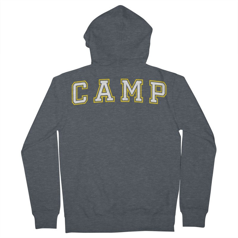 Camp Men's Zip-Up Hoody by Camp St. Andrews