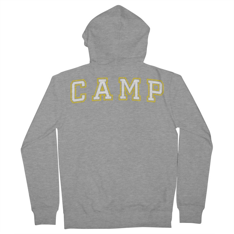 Camp Men's French Terry Zip-Up Hoody by Camp St. Andrews