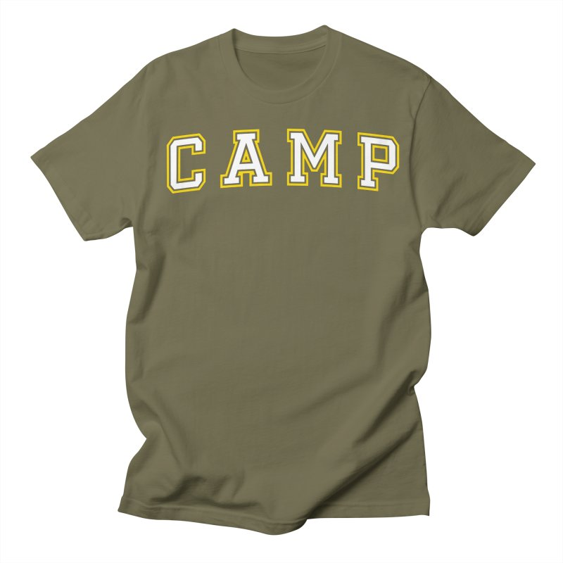 Camp Women's Unisex T-Shirt by Camp St. Andrews