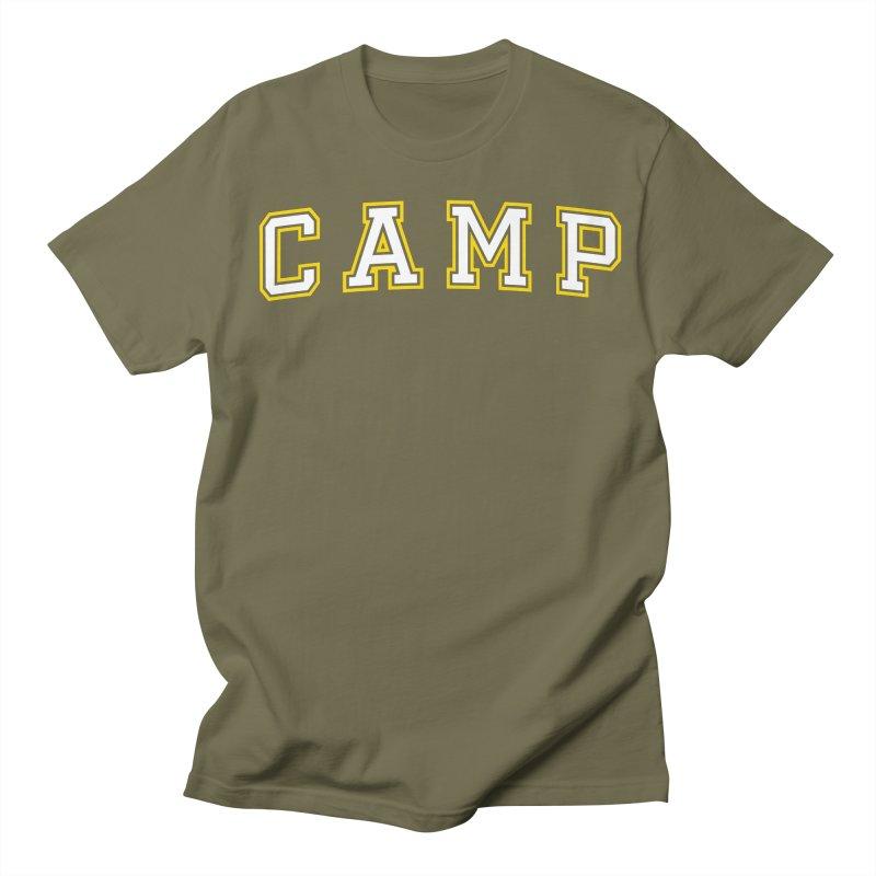 Camp Women's Regular Unisex T-Shirt by Camp St. Andrews