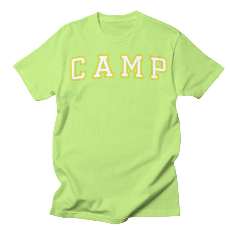 Camp Men's T-Shirt by Camp St. Andrews