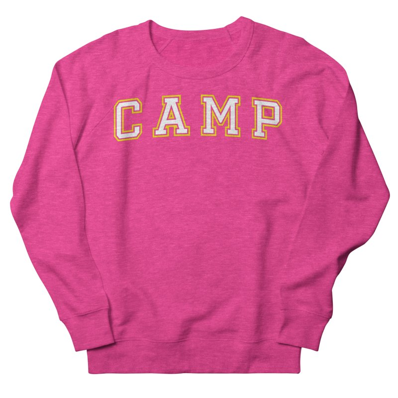 Camp Women's French Terry Sweatshirt by Camp St. Andrews
