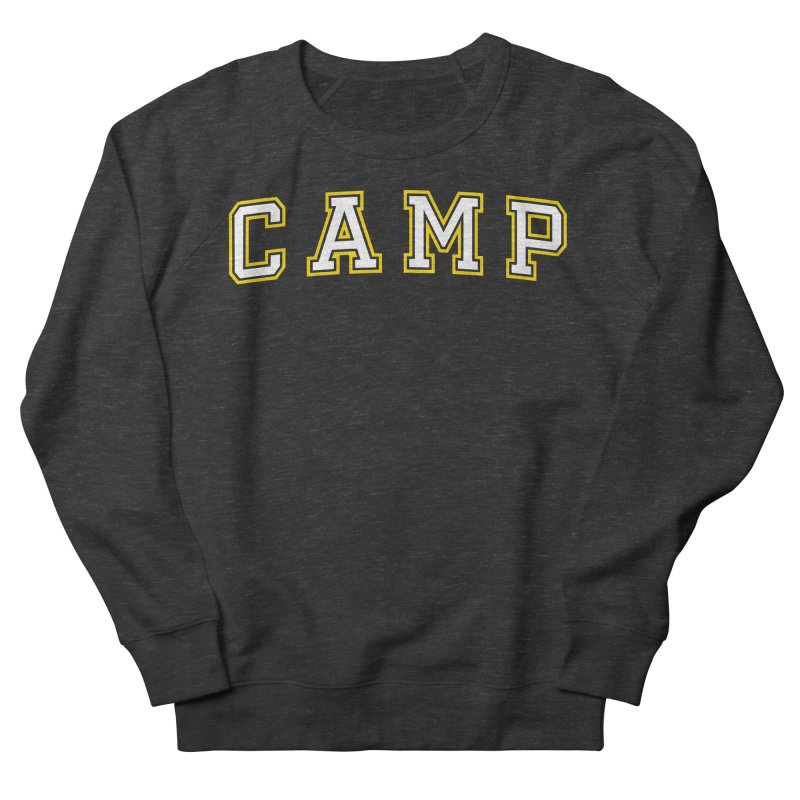 Camp Men's French Terry Sweatshirt by Camp St. Andrews