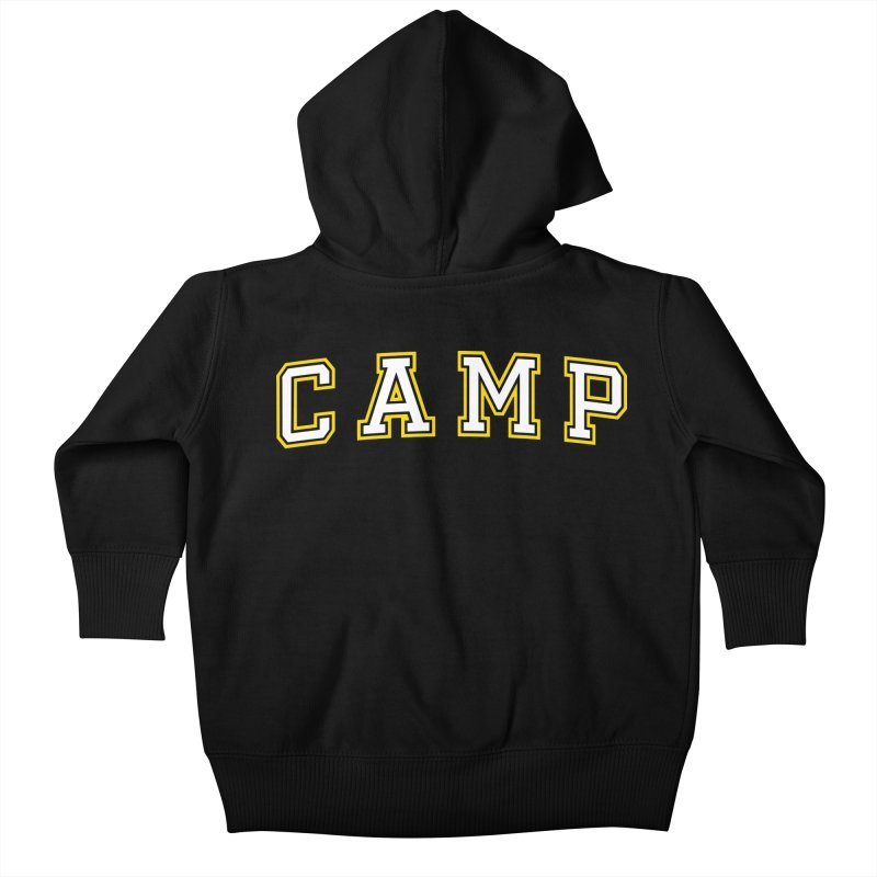 Camp Kids Baby Zip-Up Hoody by Camp St. Andrews
