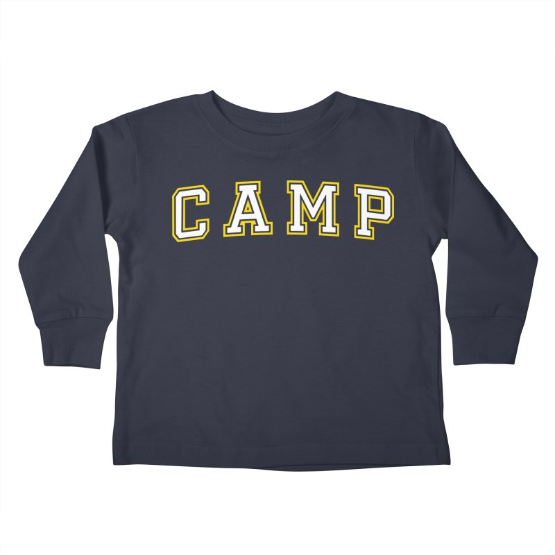 Camp Kids Toddler Longsleeve T-Shirt by Camp St. Andrews