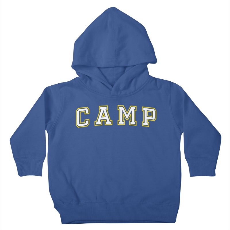 Camp Kids Toddler Pullover Hoody by Camp St. Andrews