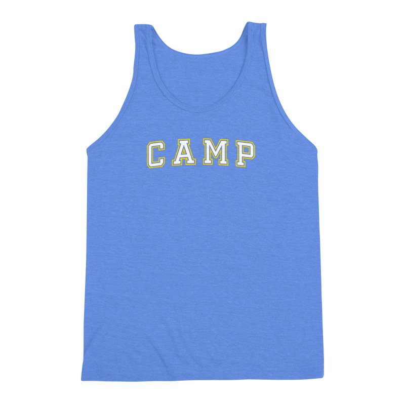 Camp Men's Triblend Tank by Camp St. Andrews
