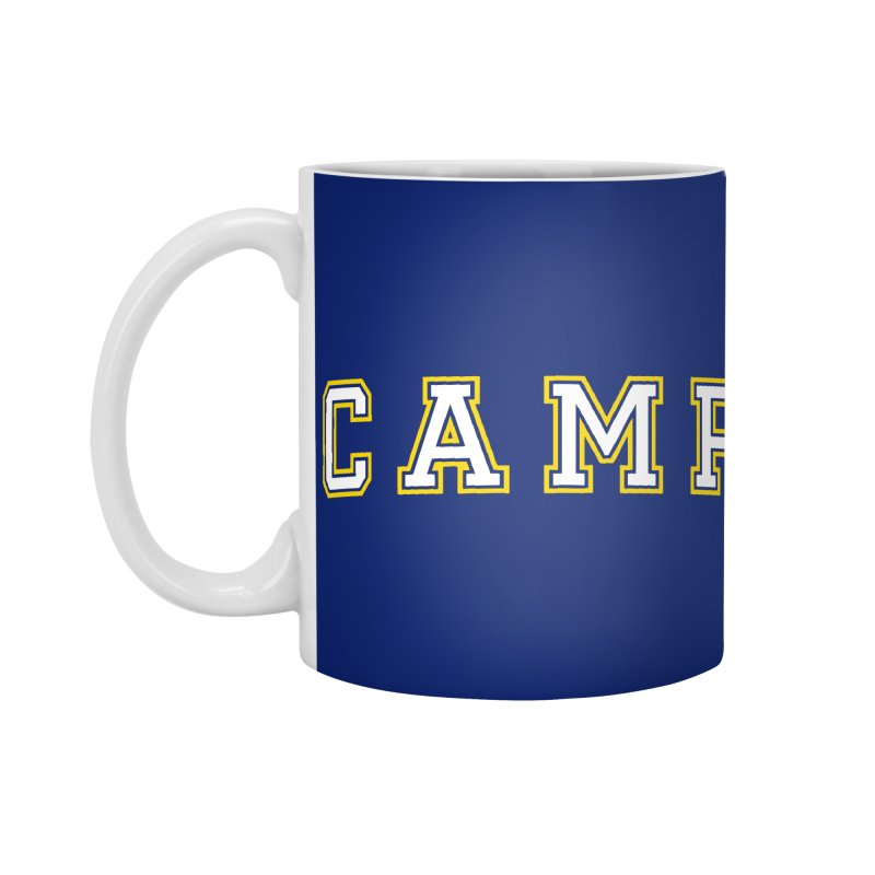 Camp Accessories Standard Mug by Camp St. Andrews