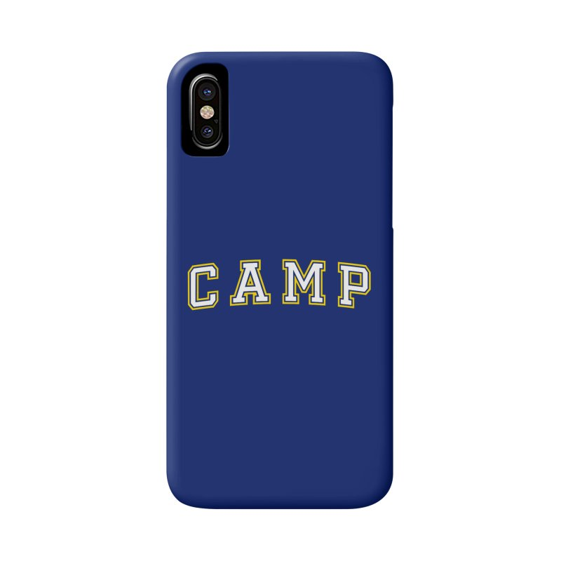 Camp Accessories Phone Case by Camp St. Andrews