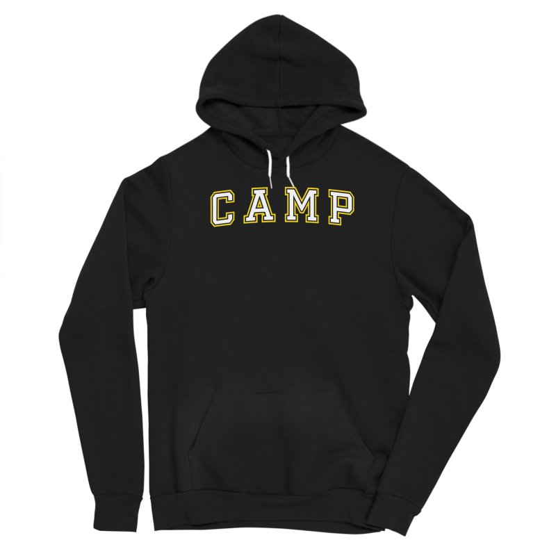 Camp Women's Sponge Fleece Pullover Hoody by Camp St. Andrews