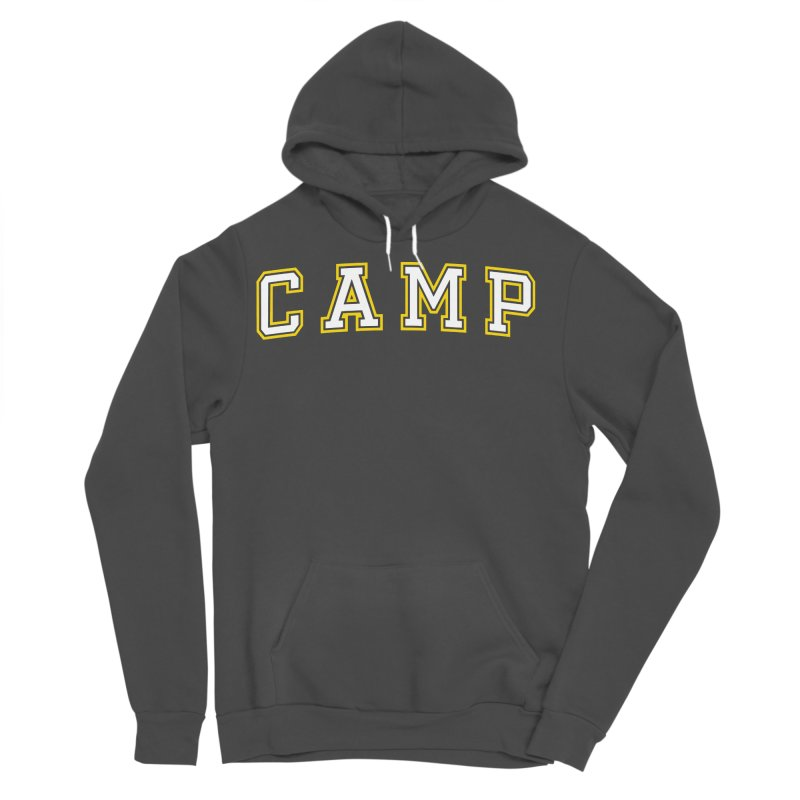 Camp Men's Sponge Fleece Pullover Hoody by Camp St. Andrews