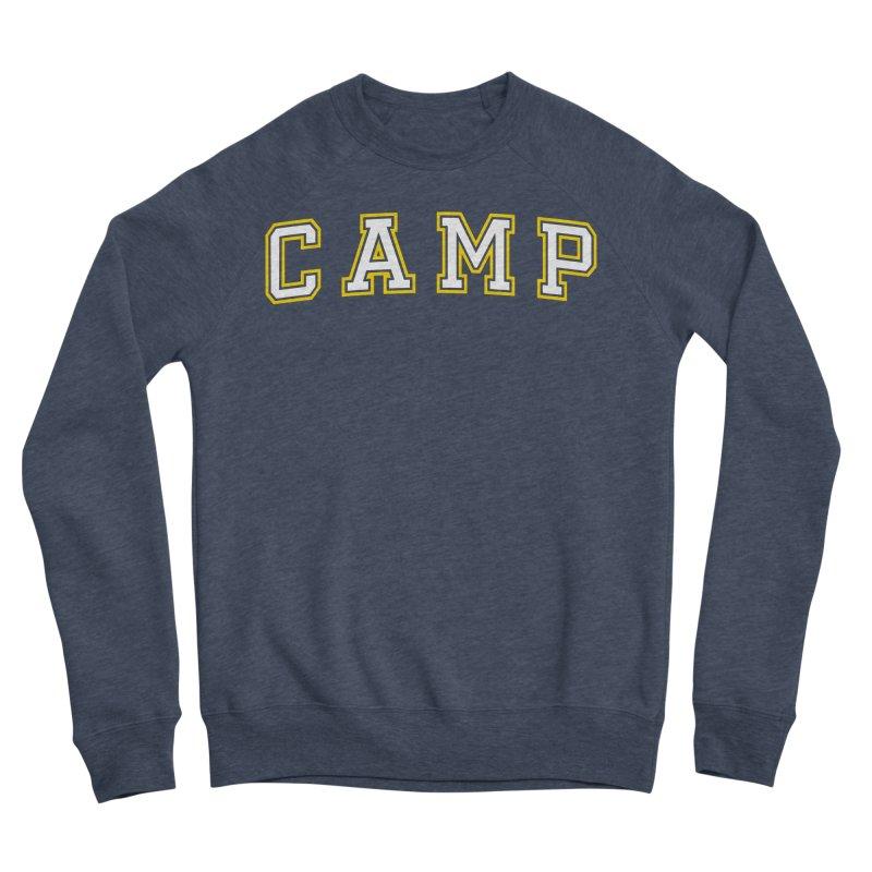 Camp Women's Sponge Fleece Sweatshirt by Camp St. Andrews