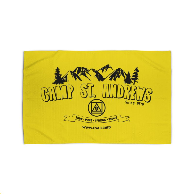 Camp St. Andrews Mountains Home Rug by Camp St. Andrews