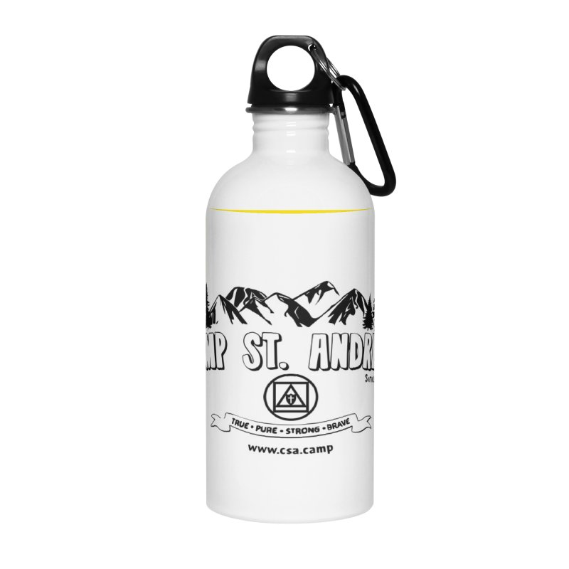 Camp St. Andrews Mountains Accessories Water Bottle by Camp St. Andrews