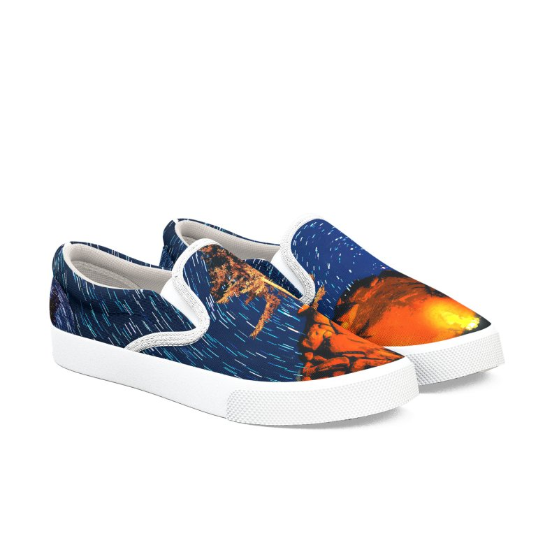 Campfire Starswirl Men's Slip-On Shoes by Camp St. Andrews