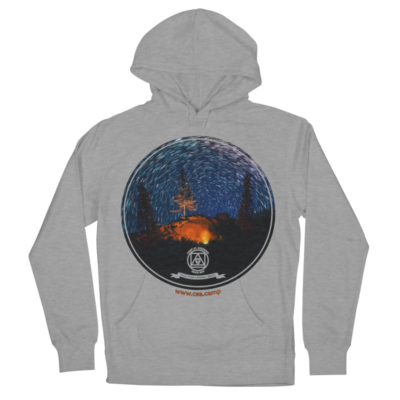 Campfire Starswirl Women's French Terry Pullover Hoody by Camp St. Andrews