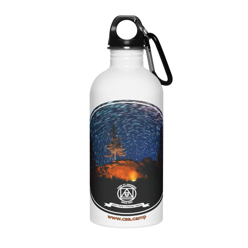 Campfire Starswirl Accessories Water Bottle by Camp St. Andrews