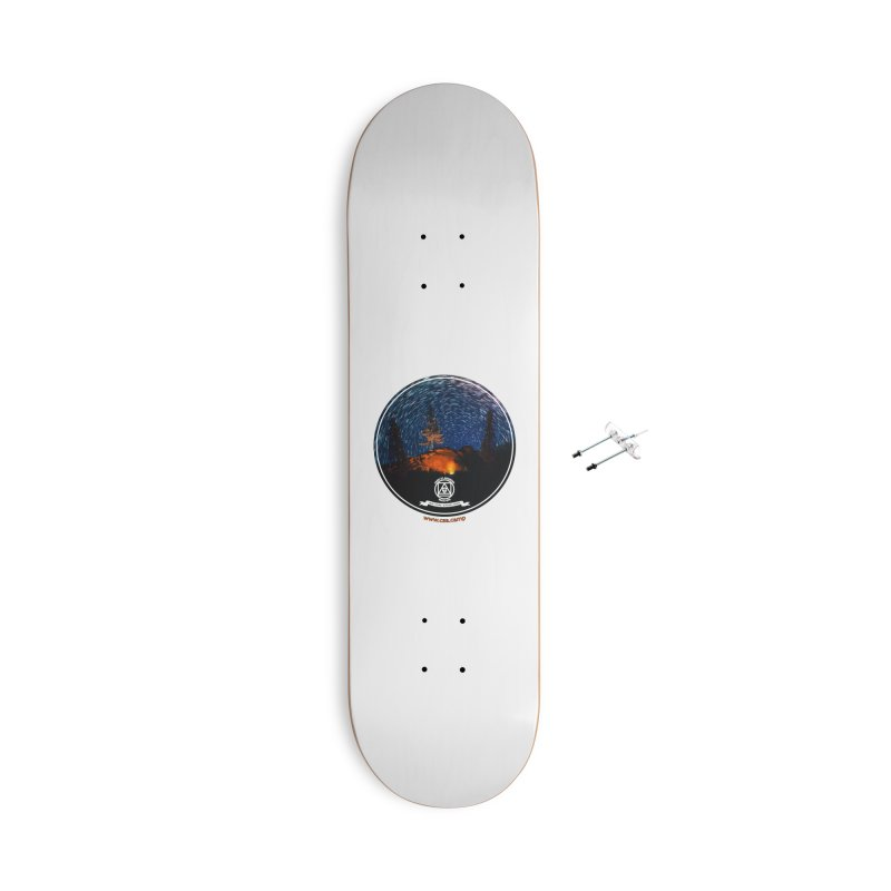 Campfire Starswirl Accessories Skateboard by Camp St. Andrews