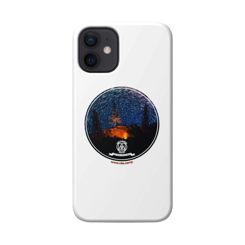 Campfire Starswirl Accessories Phone Case by Camp St. Andrews