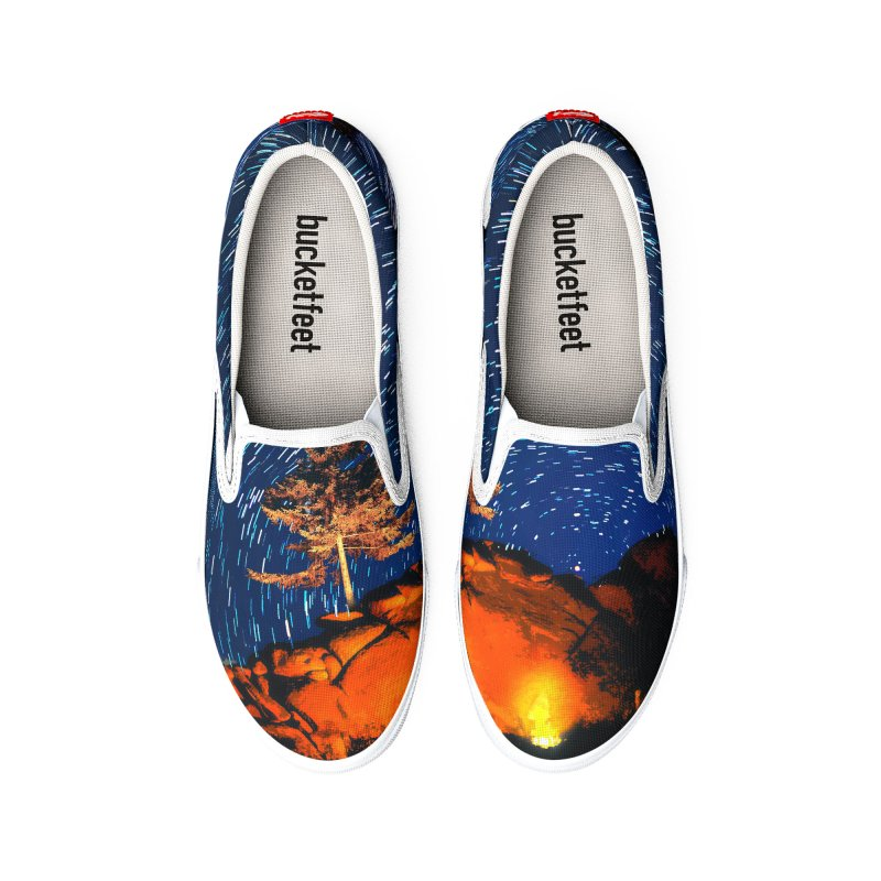 Campfire Starswirl Men's Shoes by Camp St. Andrews