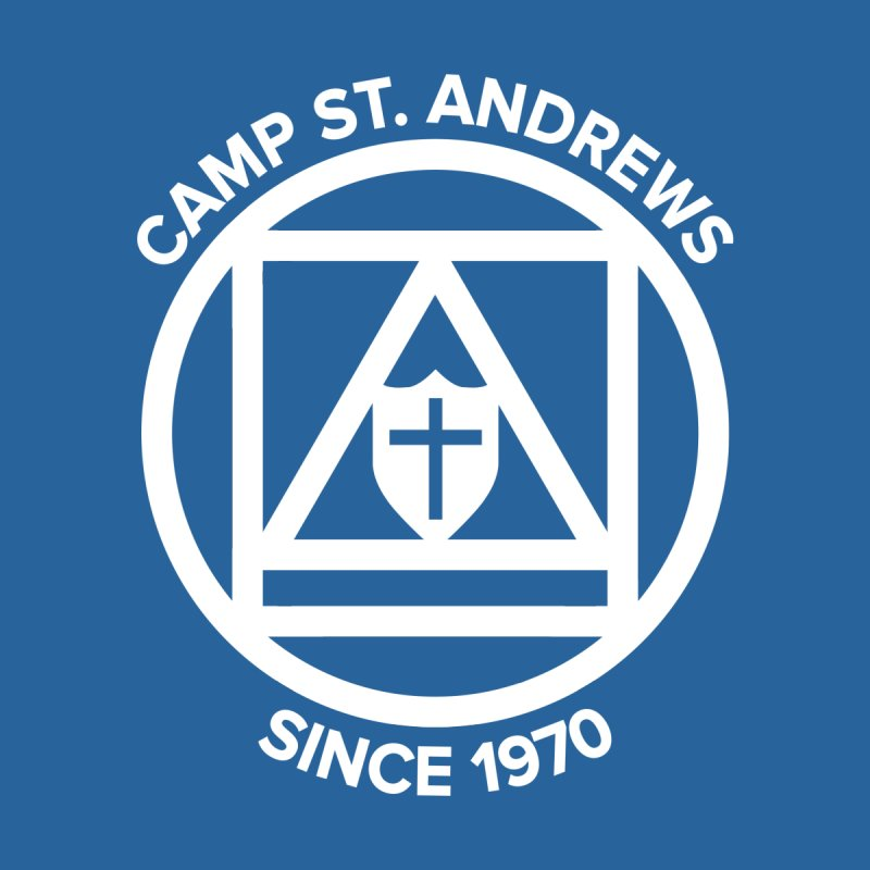 CSA Scarf Symbol Men's V-Neck by Camp St. Andrews