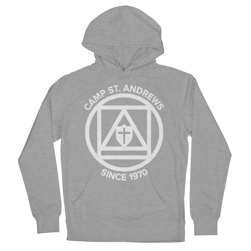 CSA Scarf Symbol Women's Pullover Hoody by Camp St. Andrews