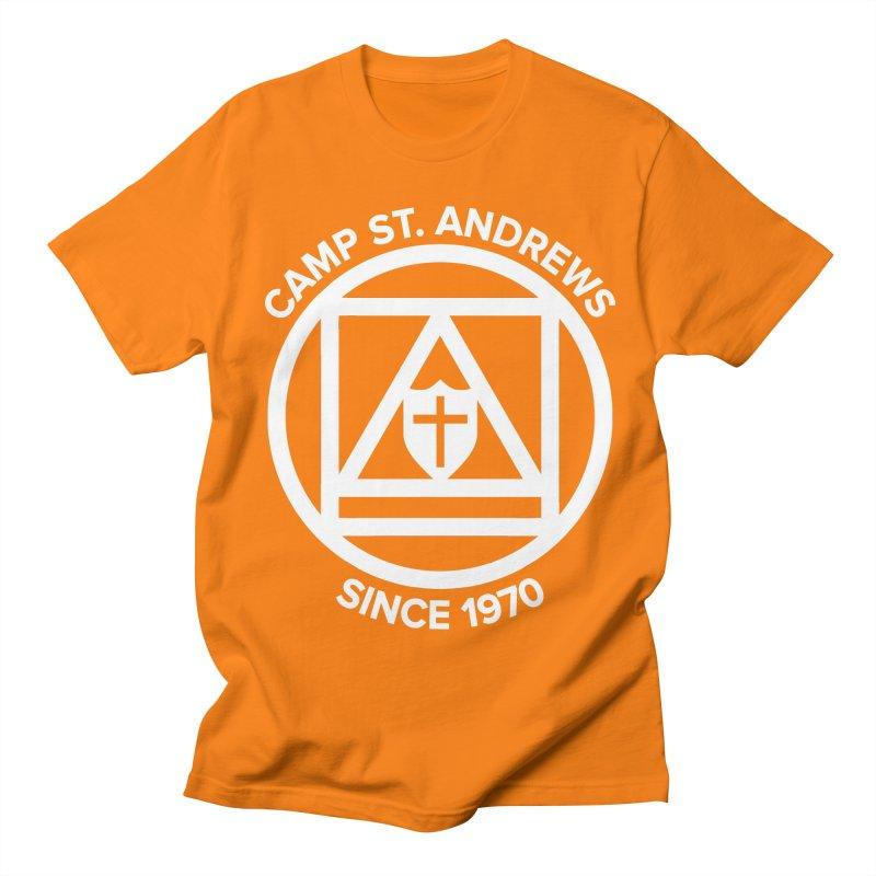 CSA Scarf Symbol Women's Regular Unisex T-Shirt by Camp St. Andrews
