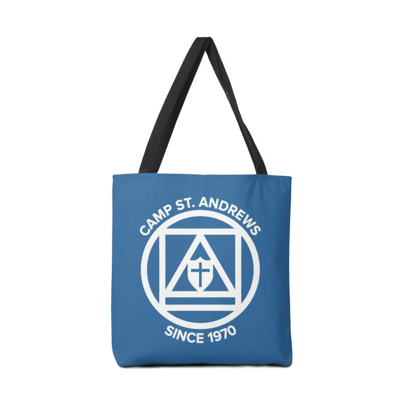 CSA Scarf Symbol Accessories Tote Bag Bag by Camp St. Andrews
