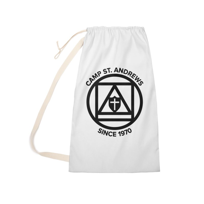 CSA Scarf Symbol Accessories Laundry Bag Bag by Camp St. Andrews
