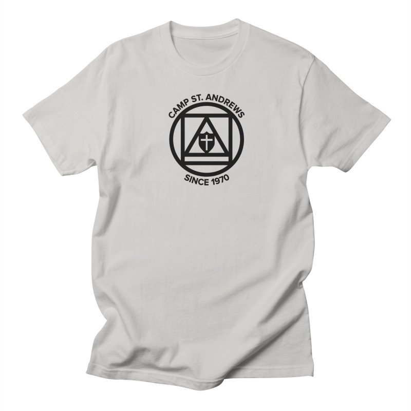 CSA Scarf Symbol Men's T-Shirt by Camp St. Andrews