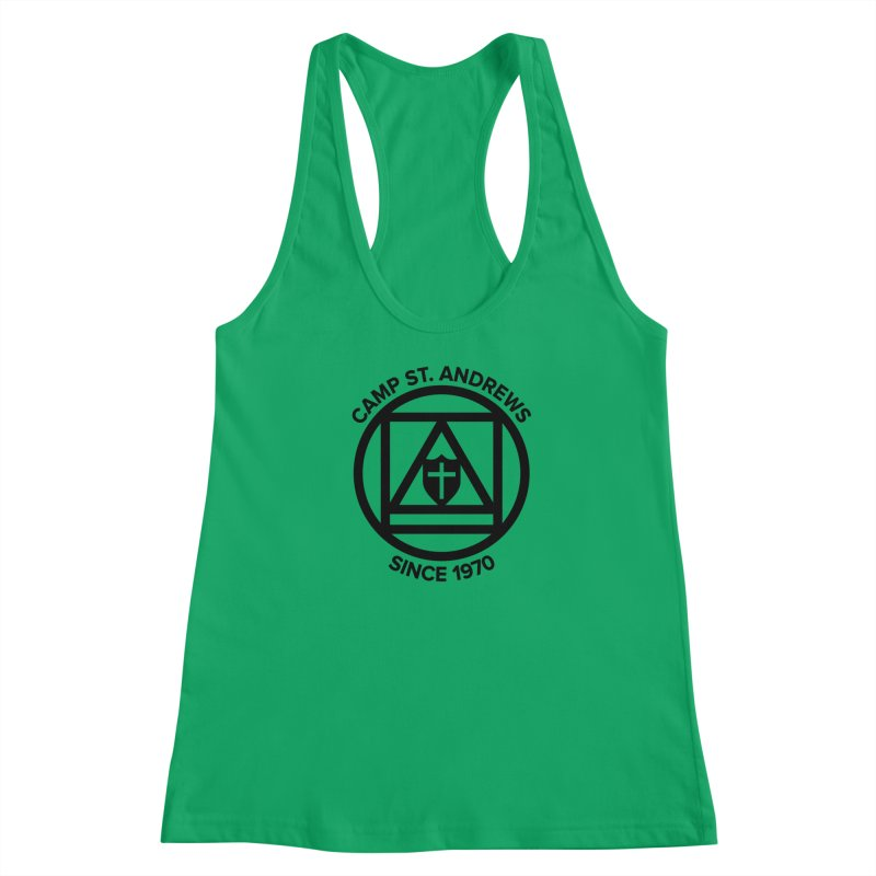 CSA Scarf Symbol Women's Tank by Camp St. Andrews
