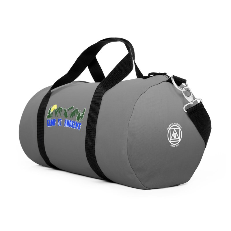 CSA Mountains Color Accessories Duffel Bag Bag by Camp St. Andrews
