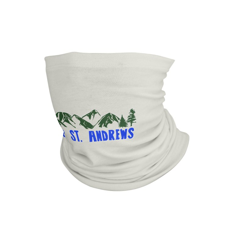 CSA Mountains Color Accessories Neck Gaiter by Camp St. Andrews