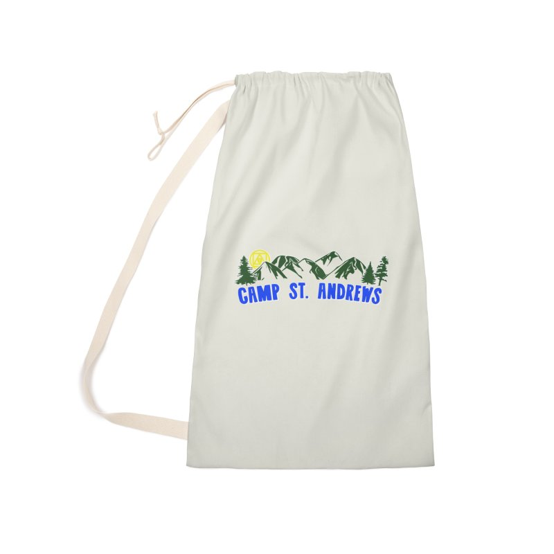 CSA Mountains Color Accessories Laundry Bag Bag by Camp St. Andrews