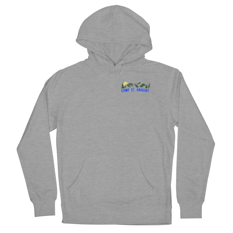 CSA Mountains Color Women's Pullover Hoody by Camp St. Andrews