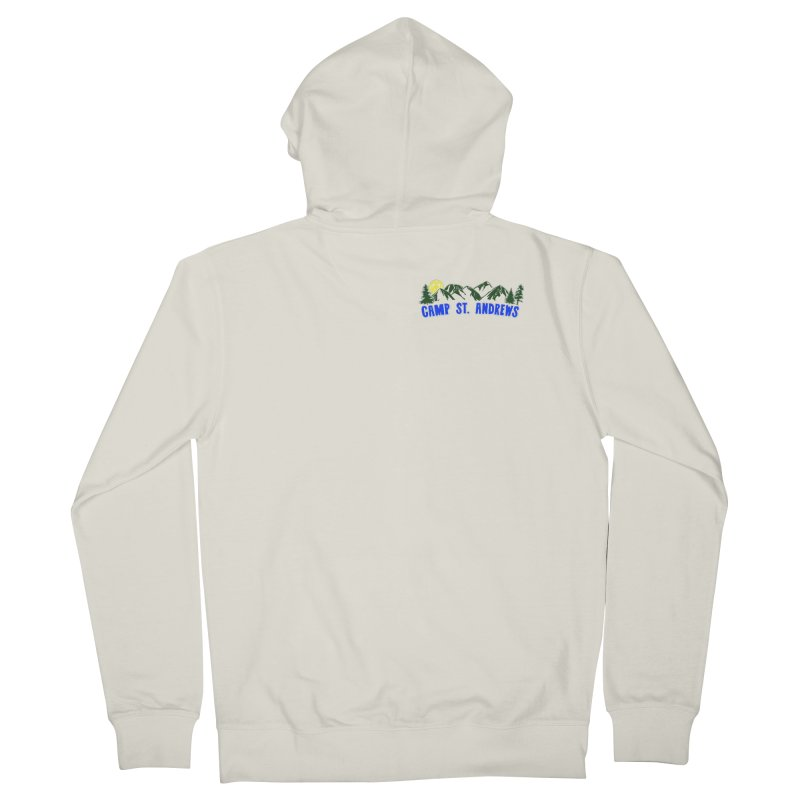 CSA Mountains Color Women's French Terry Zip-Up Hoody by Camp St. Andrews