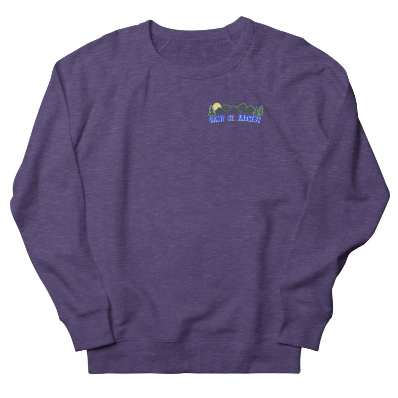 CSA Mountains Color Women's Sweatshirt by Camp St. Andrews