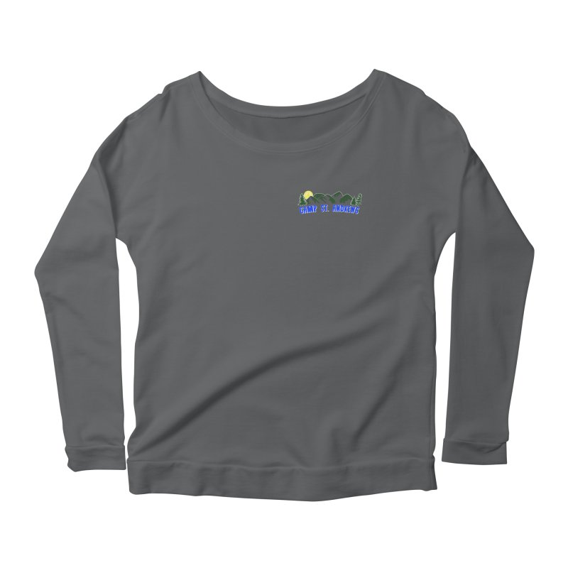 CSA Mountains Color Women's Longsleeve T-Shirt by Camp St. Andrews