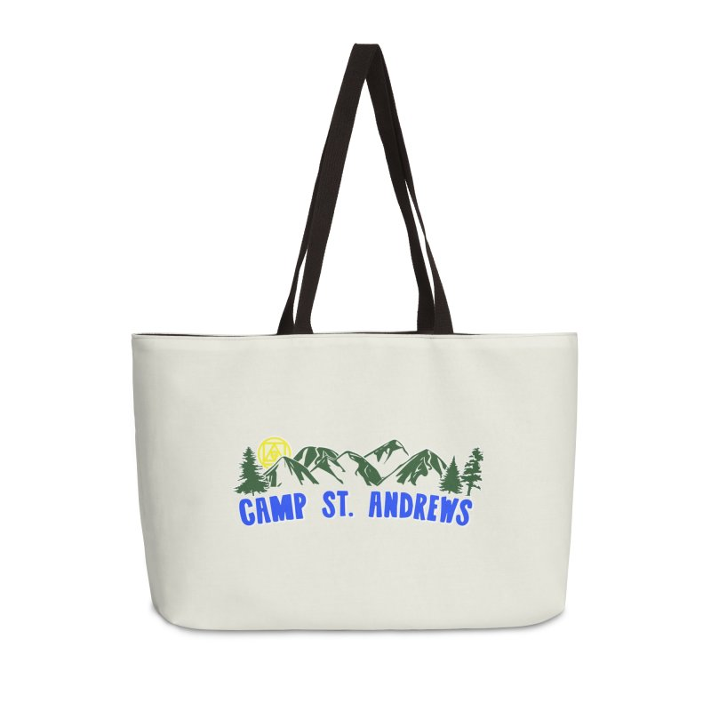 CSA Mountains Color Accessories Weekender Bag Bag by Camp St. Andrews