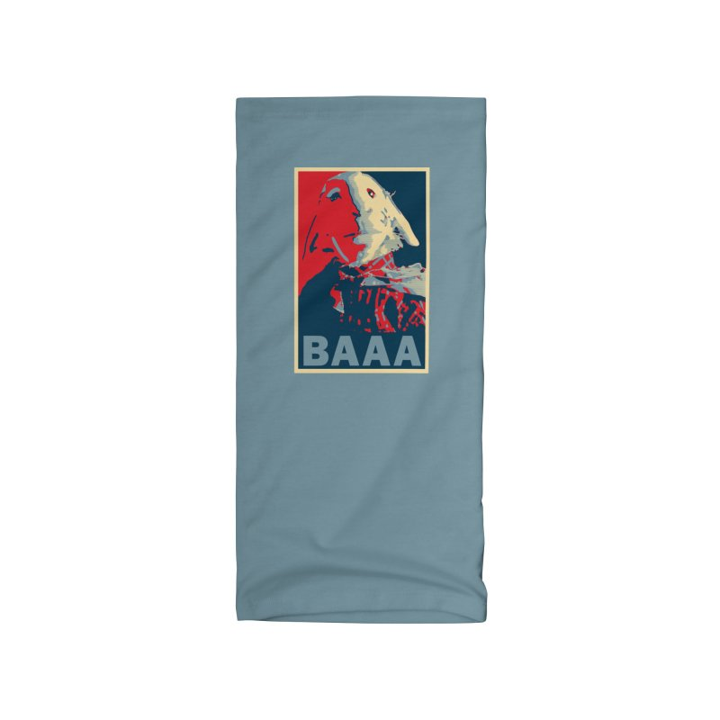 The Baaaudacity of Baaa Accessories Neck Gaiter by Camp St. Andrews