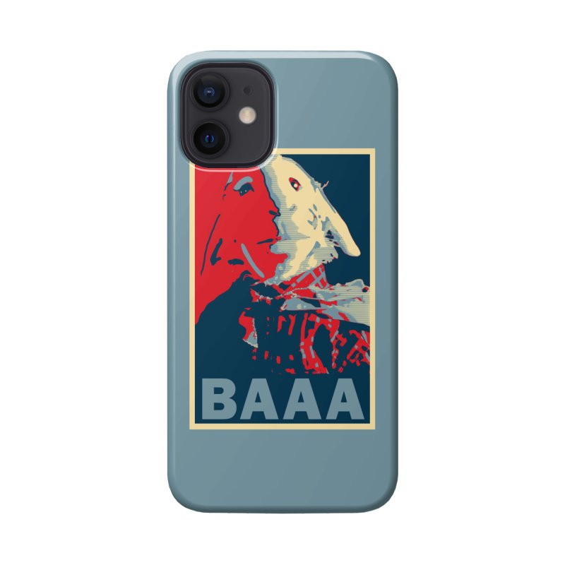 The Baaaudacity of Baaa Accessories Phone Case by Camp St. Andrews