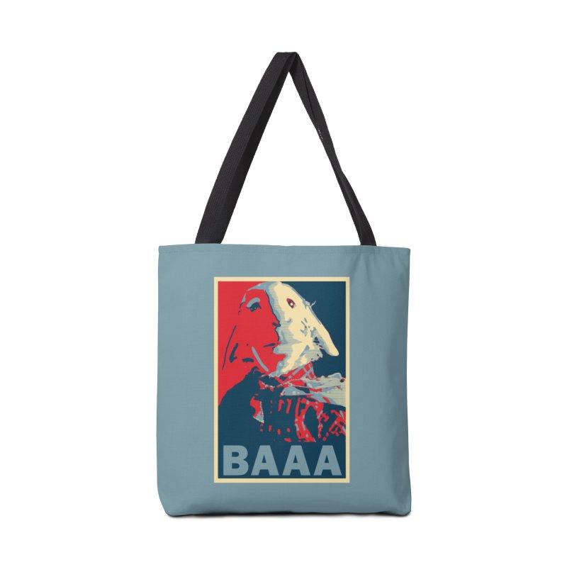 The Baaaudacity of Baaa Accessories Bag by Camp St. Andrews