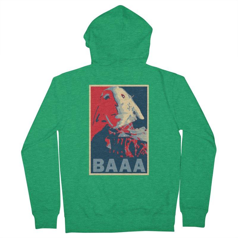 The Baaaudacity of Baaa Women's Zip-Up Hoody by Camp St. Andrews